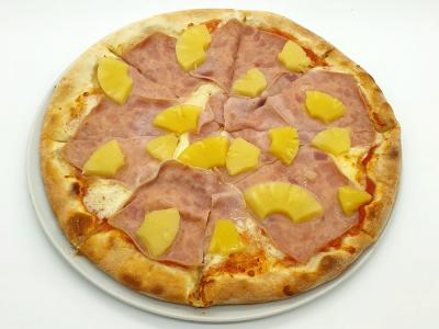 PIZZA HAWAI