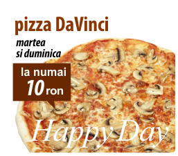 Pizza Davinci